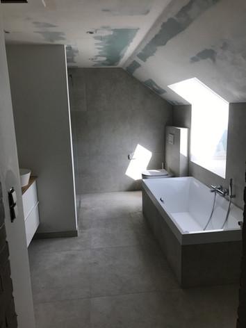 Badkamer (totale renovatie)