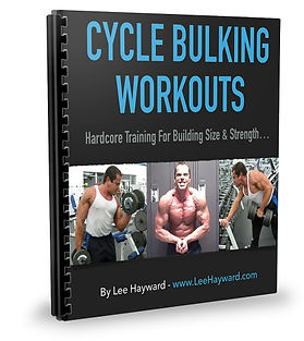 Cycle Bulking Workouts PDF