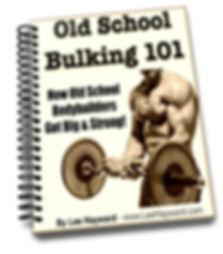 Old School Bulking 101 - pdf report