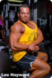 Lee Hayward - Muscle Building Coach