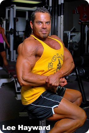 Lee Hayward - Muscle Building Coach