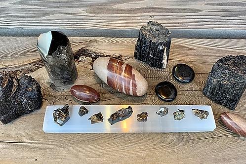 Crystal Magic - Grounding & Meditation