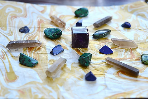 Crystal Magic - Integrating Crystals into Everyday Life