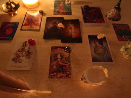 Chakra Medicine Spread