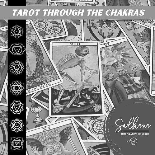 Tarot through the Chakras