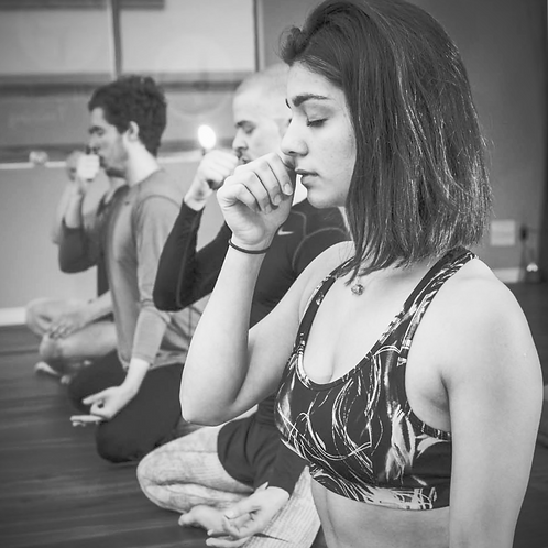 Breath & Meditation Practices Series 1