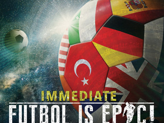 Futbol Is Epic! - The Name Says It All!