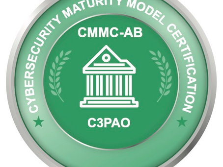 ISOP is now an officially registered CMMC 3rd-Party Assessor Organization (C3PAO)
