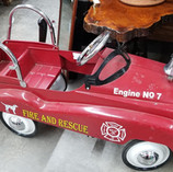 vintage store melbourne Florida Fire Truck Toy.jpg