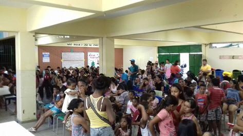 Projeto Veste Criança