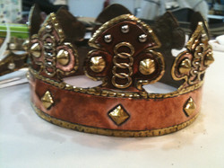 Double of King Lear Crown