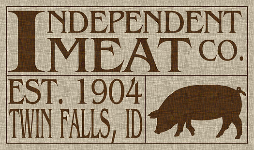 meat, pork, Falls Brand, natural pork, sustainable, Idaho, bacon, sausage, ham, loin, pig, humane pork, family farm, fresh, USDA Process Verified