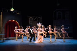 Showgirls and Jimmy
