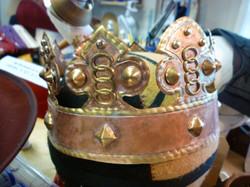 King Lear Crown