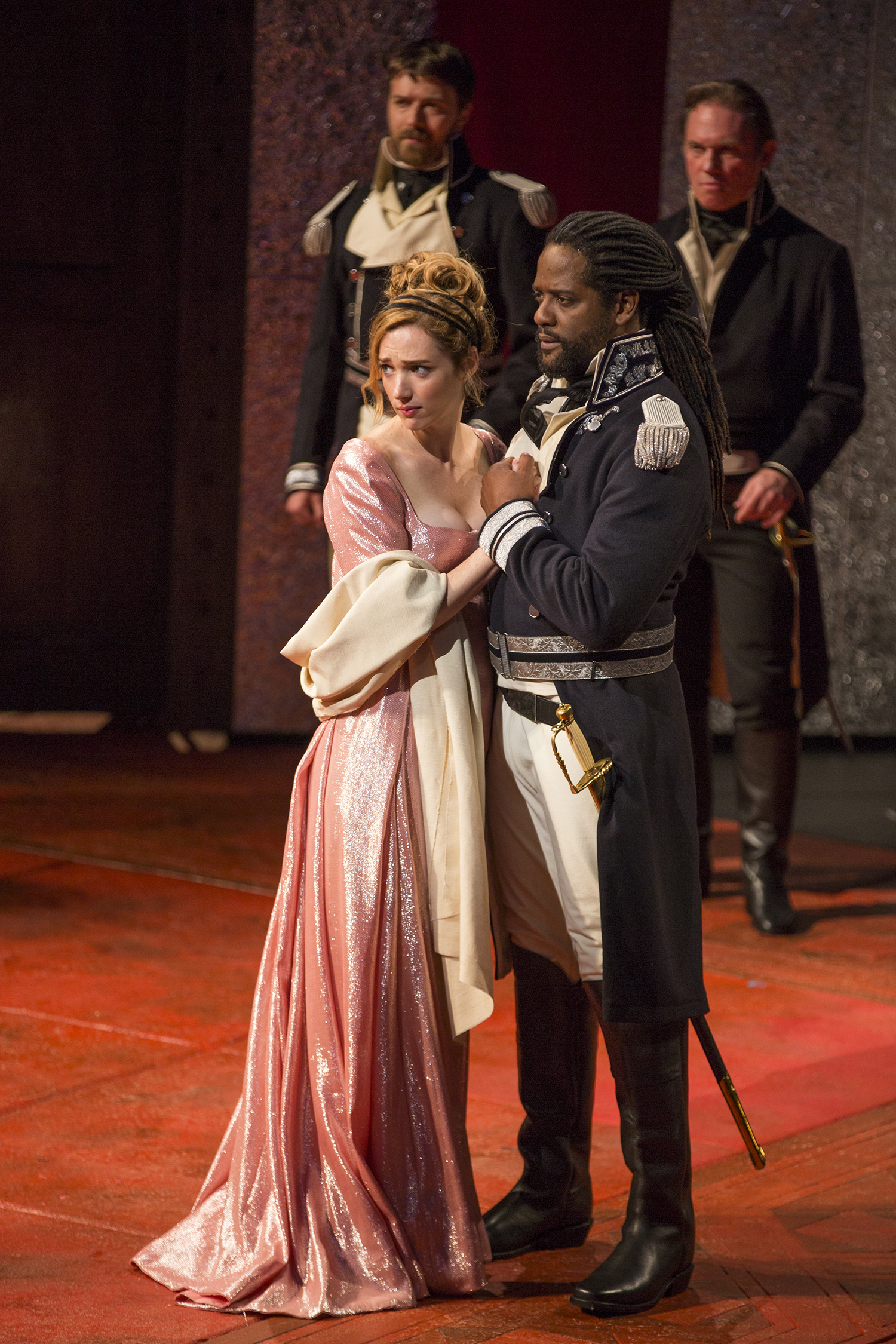 Othello- Old Globe Theatre