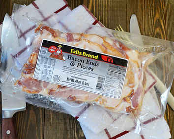 Stuffed Bacon Rolls