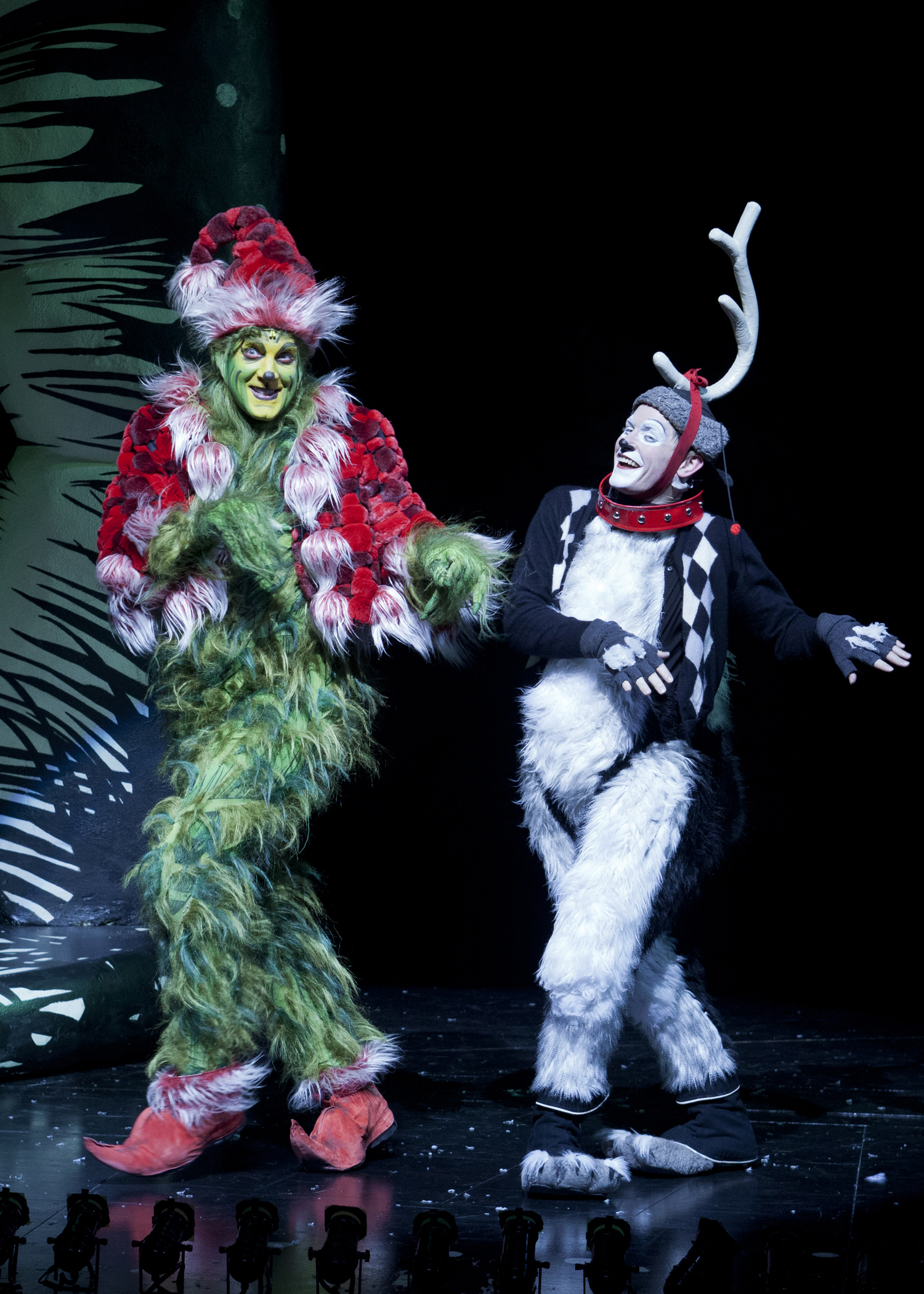 The Grinch Old Globe Theatre