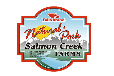 meat, pork, Falls Brand, natural pork, sustainable, Idaho, bacon, sausage, ham, loin, pig, humane pork, family farm, fresh, USDA Process Verified
