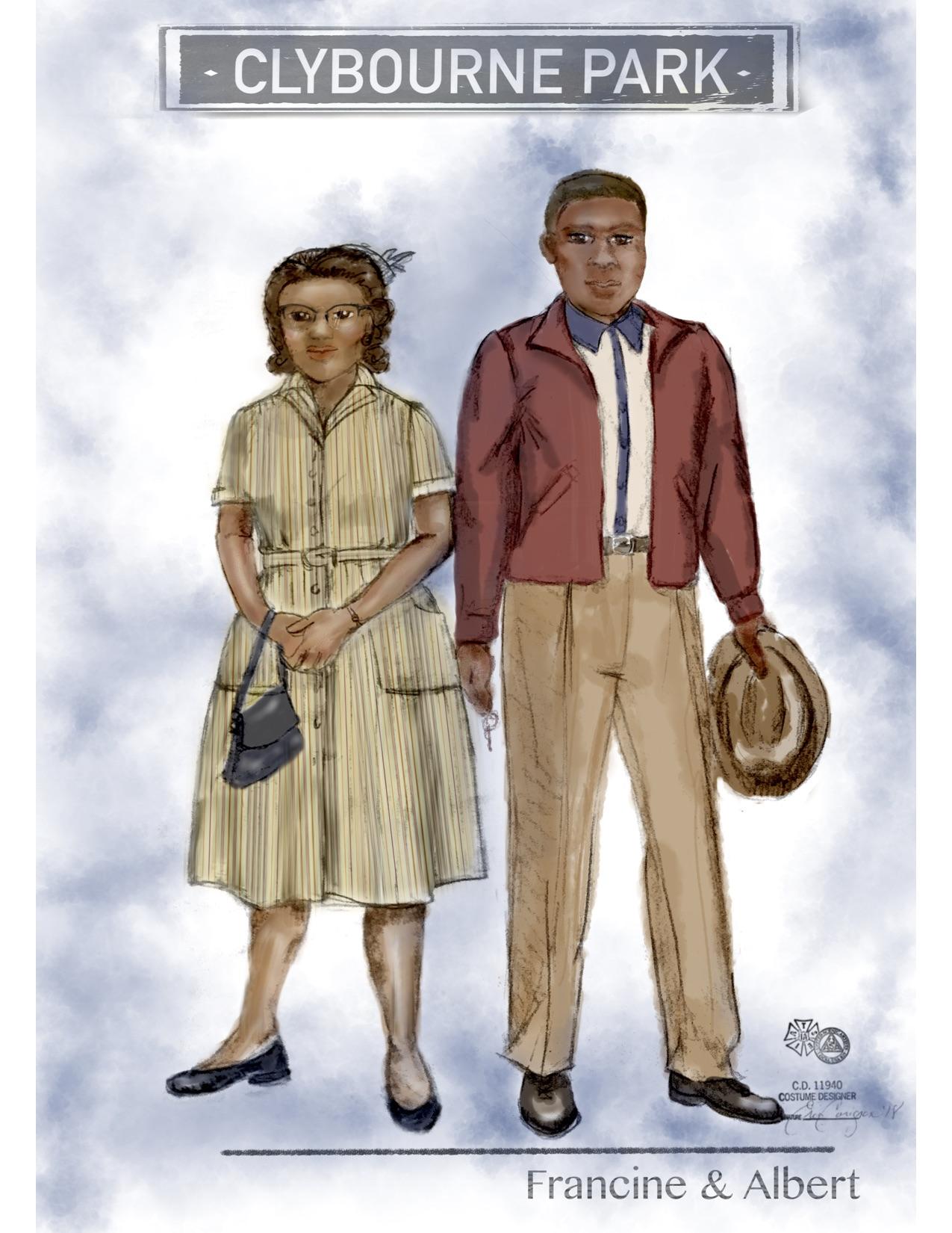 Francine and Albert Final