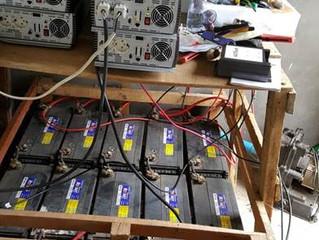 재능기부 - 태양광 판넬
