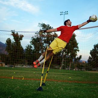 Goalkeeper Training at LAGKA