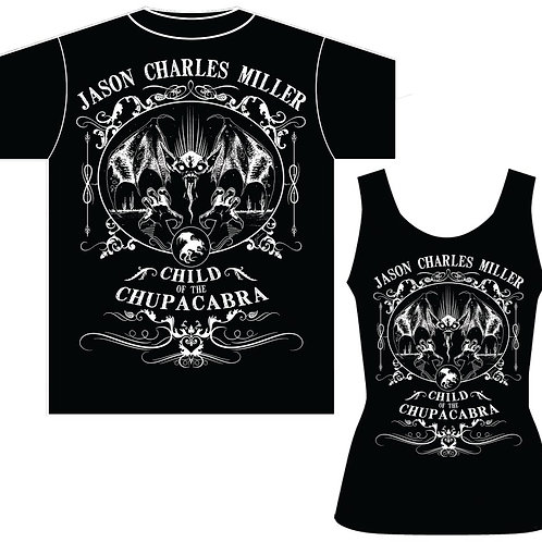 JCM Child of the Chupacabra Men's T and Women's Tank and T