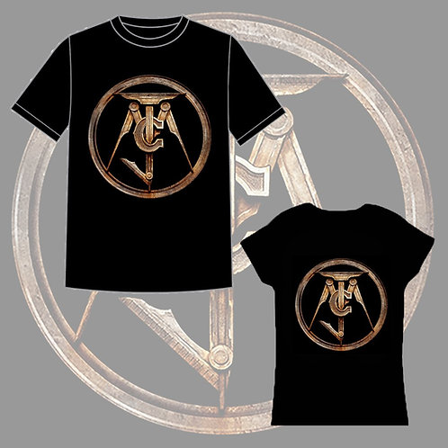 "JCM ""In The Wasteland"" Logo T-Shirt"