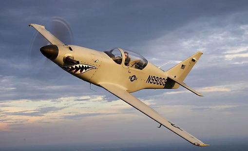 T-6 Aerobatic performance, David Peeler.