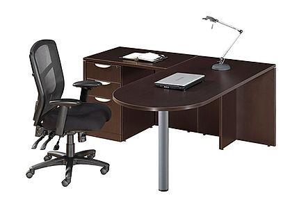 L05.0A: Standard Bullet L-desk