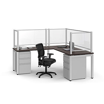 L19.4A: L-desk workstation
