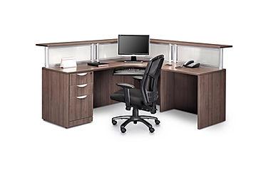 R12B: Single reception workstation