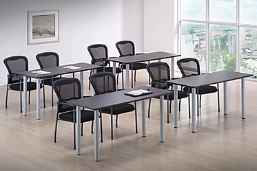 CT02.9B: Flextable laminate conference table