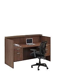 R06A: Standard reception desk