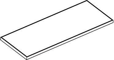 PD13: Rectangular counter top