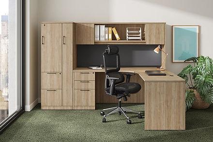 L14.3A: Ergo L-desk