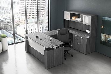 SS21A:  U-shaped workstation