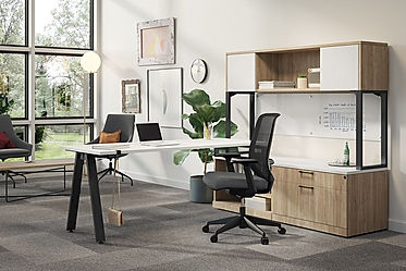 L14.0A: L-desk workstation