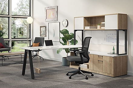 L14.0A: L-desk workstation