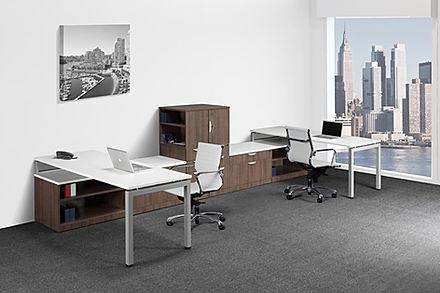 L23.5A: 2-person workstation