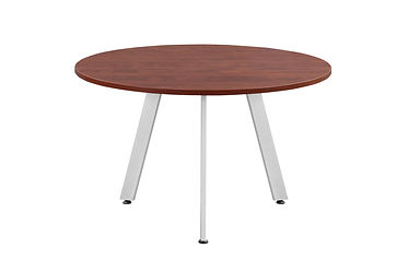 """MPT01D: 42"""" Round Table with V-base"""