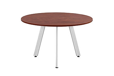 "MPT01D: 42"" Round Table with V-base"