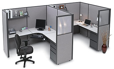 PD03: 2-person workstation