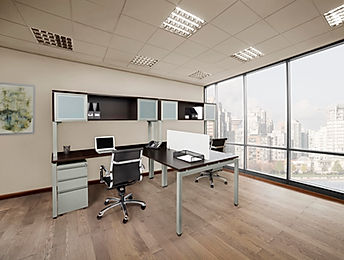 BD25A: 2-person workstation