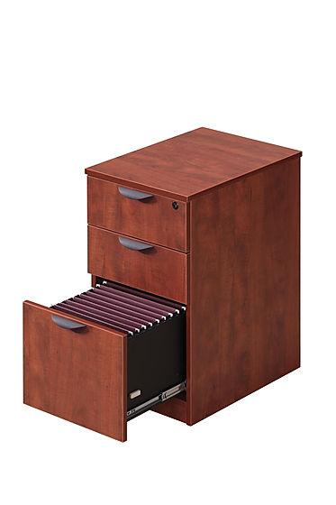 F02A: Box/Box/File Pedestal