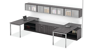BD27A: 2-person workstation