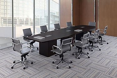 CT08.7A: 14' Boat laminate conference table