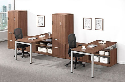L29.2A: 2 person workstation