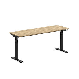 SS06A:  24 x 72 electric sit/stand worksurface