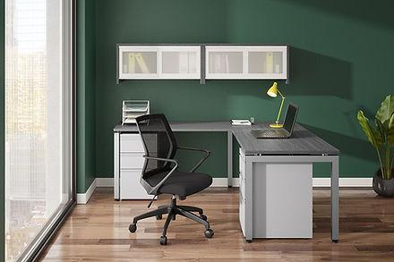 L15.1A: L-desk workstation