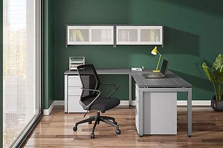 L15.1A: L-desk workstation